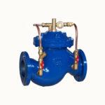 Регулятор давления воды РДВ100-2Г